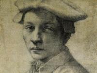 Микеланджело Буонарроти. Портрет Андреа Кваратези (фрагмент)