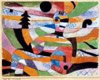Paul Klee. Awakening women