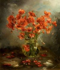 Сергей Пискунов. Букет цветов