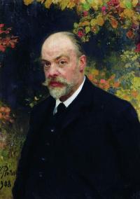 Портрет Крючкова