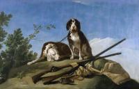 Собаки на поводке