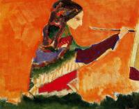 Arpad Senesh. Plot 1