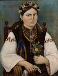 Портрет Натальи Кучеренко