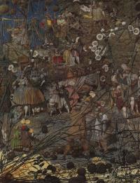 Richard Dudd. The master swing fairy woodcutter (Fairy Feller''s Master-Stroke)