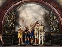 Дети в метро