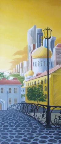 Город иллюзия 1