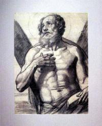 The Apostle Andrew. 1835
