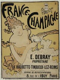 Пьер Боннар. Реклама бренда «Франсе-Шампань»