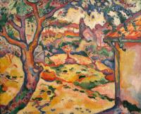 Оливковое дерево близ Эстака