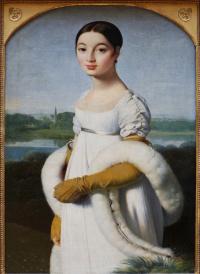 Mademoiselle Caroline Riviere