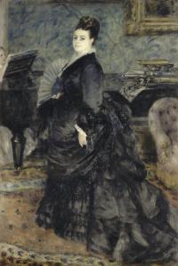 Portrait of Madame Hartman