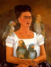 Я и мои попугаи