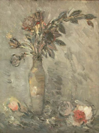 Still life. Flowers