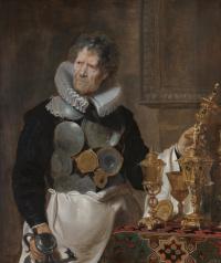 Портрет художника Авраама Графея
