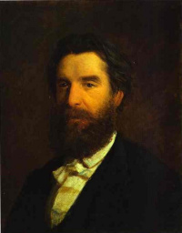 Николай Николаевич Ге. Портрет Ивана Забелы