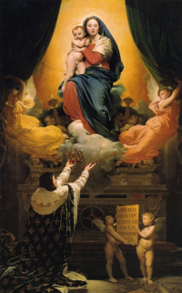 Обет Людовика XIII
