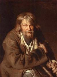 Иван Николаевич Крамской. Портрет старого крестьянина