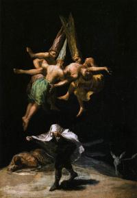 Полет ведьм