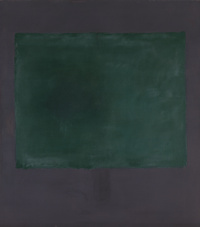 Зеленый на пурпурном