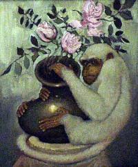 Андрей Мещанов. Обезьянка
