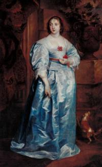 Портрет дамы из семейства Спенсеров