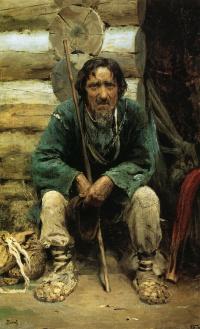 The narrator of the folk tales Nikita Bogdanov