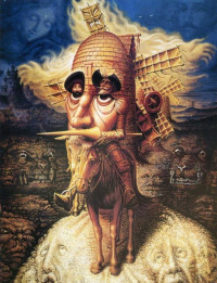 Visions Of Don Quixote
