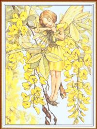 Желтая фея