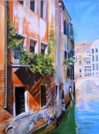 Venice 2 (triptych)