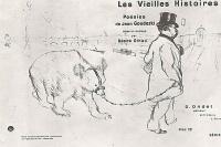 Плакат-реклама стихотворений Жана Гудецкого