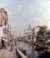 Рио Сан Джеронимо, Венеция