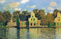 House on the river Zan, Zaandam