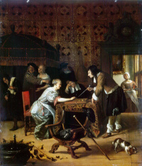 The game of backgammon