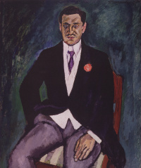 Портрет барона К.К. Рауша фон Траубенберга