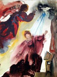 Mariae annunciato (Luke 1:26f)