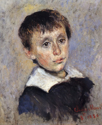 Портрет Жана Моне