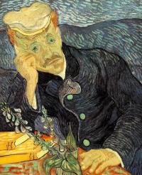 Винсент Ван Гог. Портрет доктора Гаше