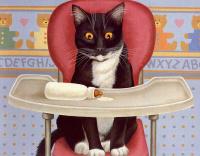 Лоуэлл Эрреро. Коты. Апрель 94