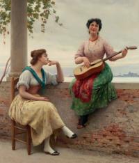 Венецианская мелодия