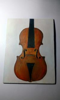 Скрипка без струн