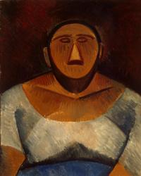 Pablo Picasso. Farmer (Bust)