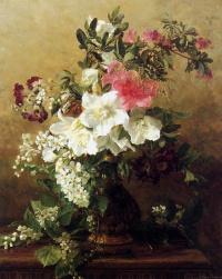 Людольф Бакхёйзен. Цветочный натюрморт