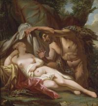 Юпитер и Антиопа