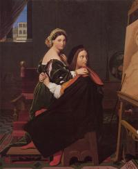 Рафаэль и Форнарина