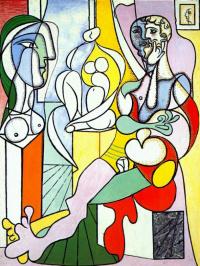 Пабло Пикассо. Скульптор