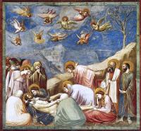 Оплакивание Христа (Сцены жития Христова)