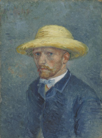 Self-Portrait, or Portrait of Theo Van Gogh