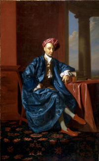 Nicholas Boylston ( III )