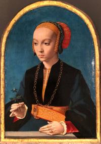 Portrait of Elisabeth Bellinghausen / Portrait of Elizabeth Bellinghausen