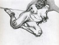 Женщина без одежды